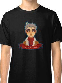 Raccoon King Classic T-Shirt