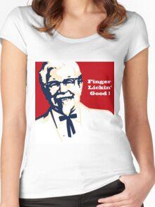 Blood Suckin' Good ! Women's Fitted Scoop T-Shirt