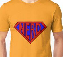 Hero, Heroine, Superhero, Super Nerd Unisex T-Shirt