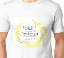 Honeycomb Unisex T-Shirt