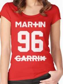 MARTIN GARRIX Women's Fitted Scoop T-Shirt