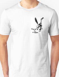 DONNIE DARKO - 'talk to frank' Unisex T-Shirt