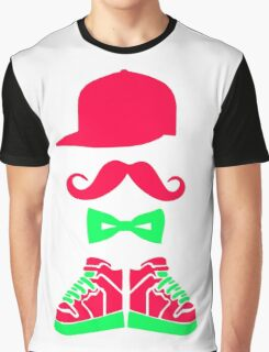 Swag Style Graphic T-Shirt