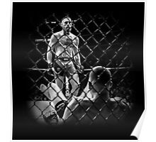 McGregor V Nate Diaz UFC202 Poster