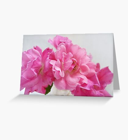 No Ordinary Roses Greeting Card