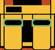 Classic Console Sticker