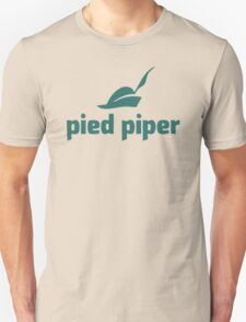 silicon-valley-pied-piper-hat Unisex T-Shirt