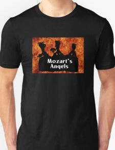 """Mozart and Marie """"Mozart's Angels"""" T-Shirt"""