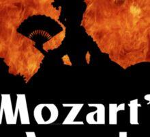 "Mozart and Marie ""Mozart's Angels"" Sticker"