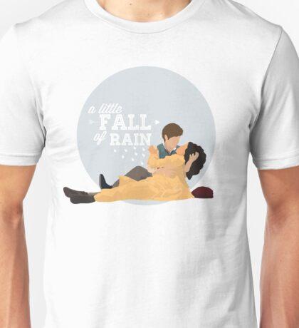 A Little Fall of Rain  Unisex T-Shirt