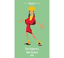 Kuzco Illustration Photographic Print