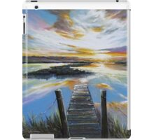 Cabragh Wetlands iPad Case/Skin