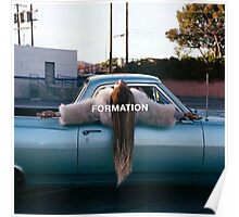 formation album cover beyonce dolly Poster