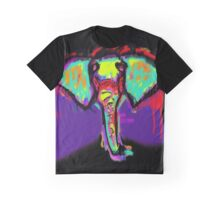 Elephant are Melty Graphic T-Shirt