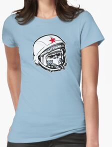 Cosmonaut Womens Fitted T-Shirt