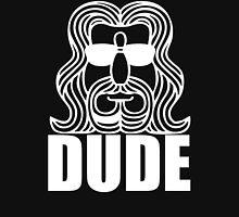 Dude Big Lebowski Womens Fitted T-Shirt