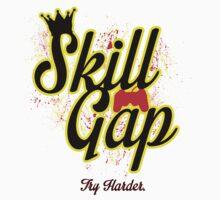 Skill Gap by rashadsama