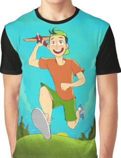 Flyboy Graphic T-Shirt