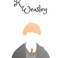 Ron Weasley Prints and Cases by Owlmail
