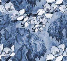 Kerry Blue Collage  Sticker