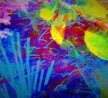 Secret flower party by ♥⊱ B. Randi Bailey