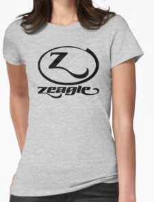 Zeagle Dive Systems Regulators Womens Fitted T-Shirt