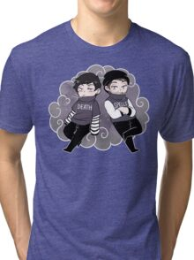 Death Spells Vector 2 Tri-blend T-Shirt