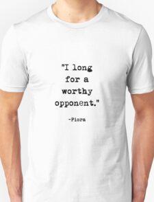 Fiora quote Unisex T-Shirt