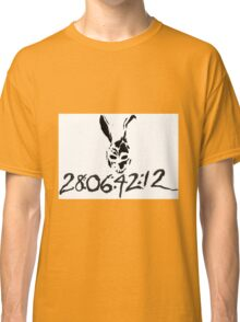 DONNIE DARKO - 28:06:42:12 Classic T-Shirt