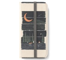 Wish I Was Camping... iPhone Wallet/Case/Skin