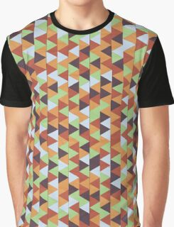 polygon Graphic T-Shirt
