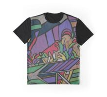 Urban Culture - Botanic Life Graphic T-Shirt