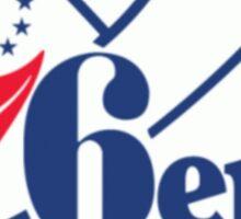 Philadelphia 76ers Sticker