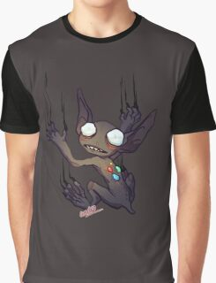 Crawling Sableye Graphic T-Shirt