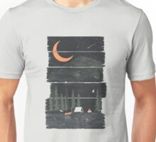 Wish I Was Camping... Unisex T-Shirt