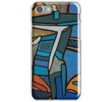 Urban Culture - Table for Two iPhone Case/Skin