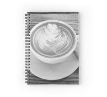 Cappuccino  Spiral Notebook