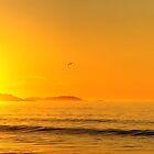 Marlboro Sunrise - across the water! by Poete100