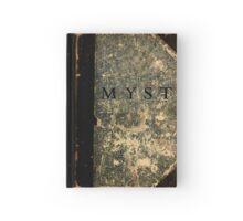 MYST Book Hardcover Journal