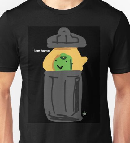 Peridot is home Unisex T-Shirt