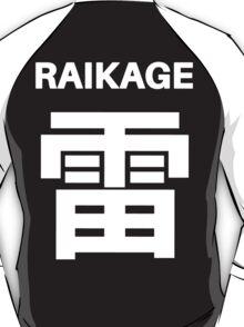 Kage Squad Jersey: Raikage T-Shirt