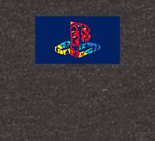 PlayStation Logo Zipped Hoodie