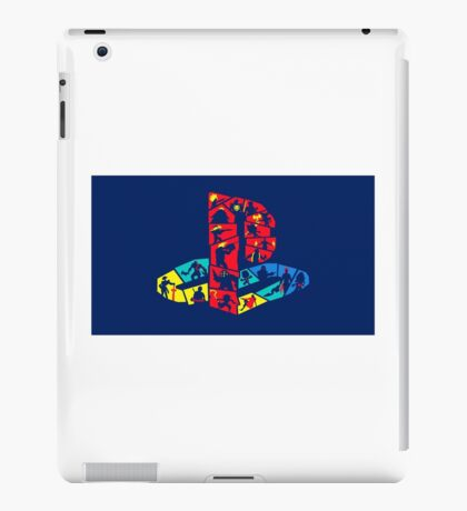 PlayStation Logo iPad Case/Skin