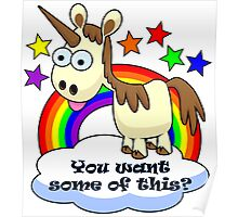 Unicorn - You Want Some of This? Poster