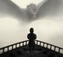 Game of Thrones season 5 Tyrion dragon Sticker