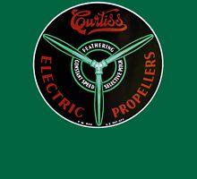 Curtiss Propeller Logo Repro Unisex T-Shirt
