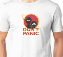 RICK AND MORTY | DONT PANIC Unisex T-Shirt