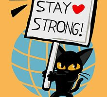 Stay strong by BATKEI