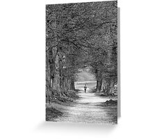 Avenues Greeting Card