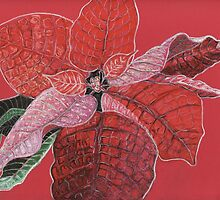 Poinsetta by MagsWilliamson